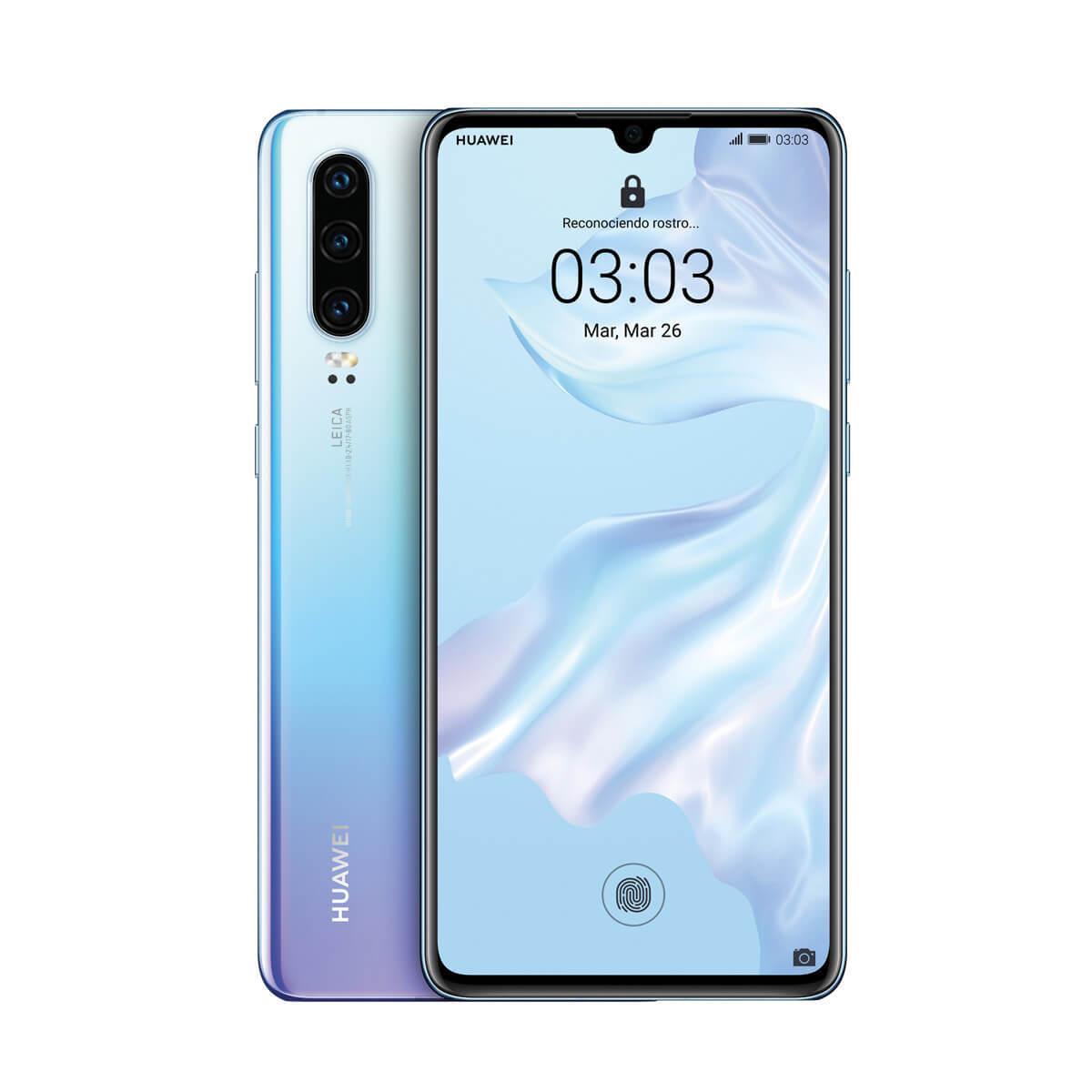 Huawei P30 6/128GB Nácar