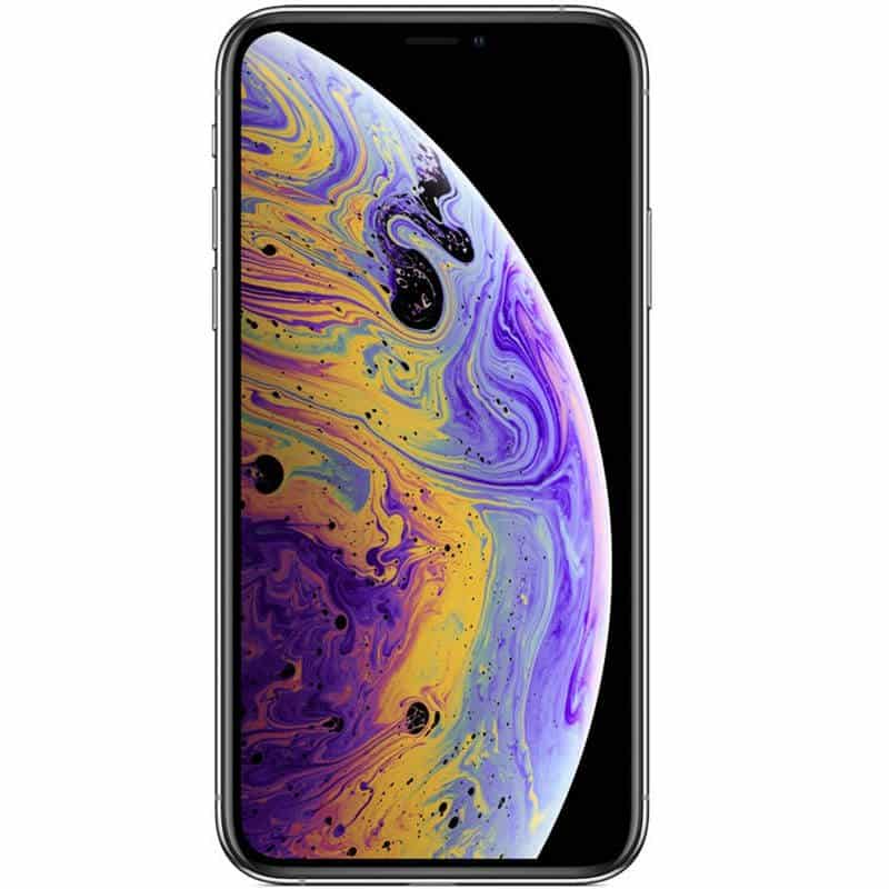 Apple iPhone XS 64GB Plata