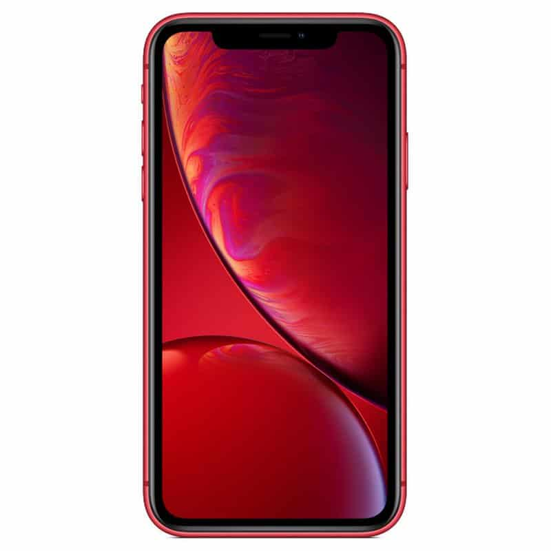 Apple iPhone XR 128GB Rojo