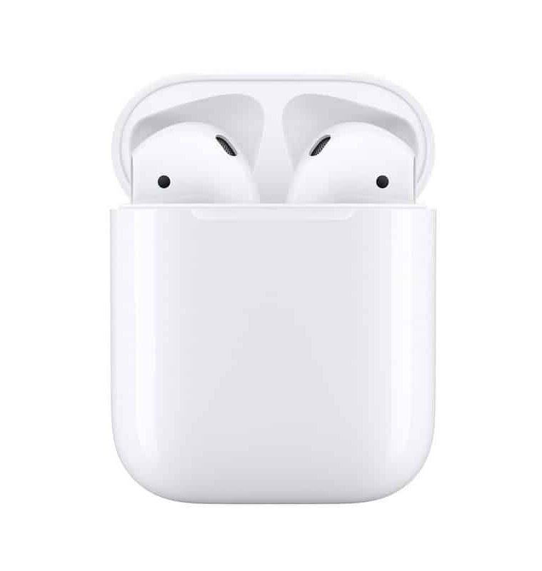 Apple Airpods V2 con Estuche de Carga