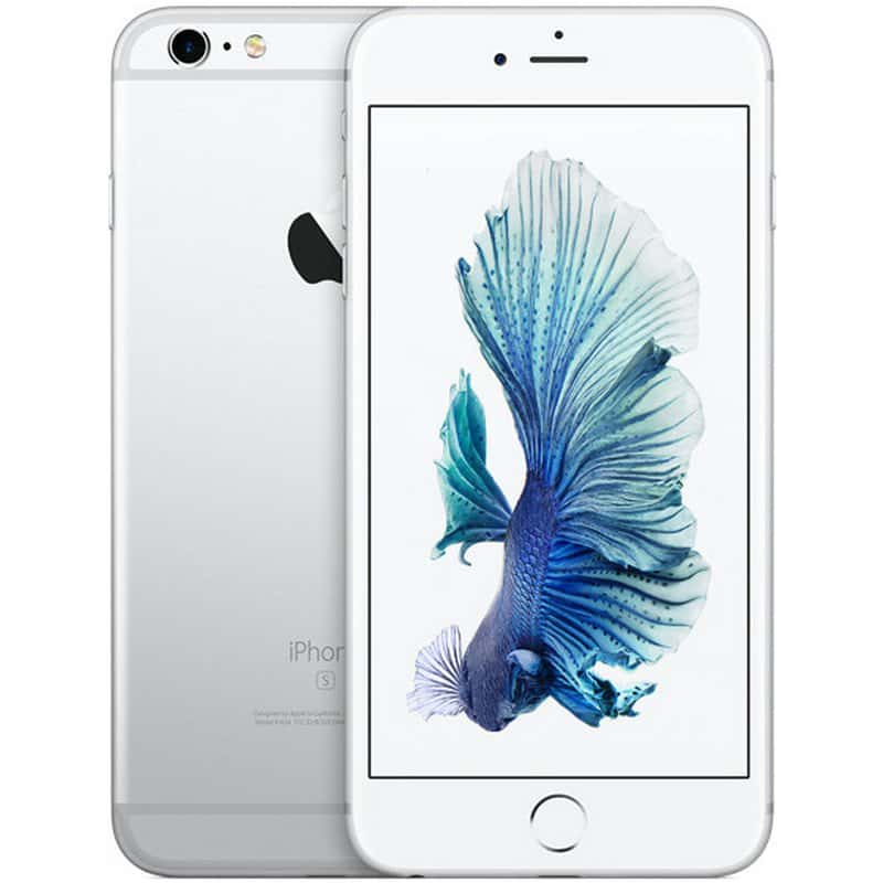 Apple iPhone 6s 32GB Plata