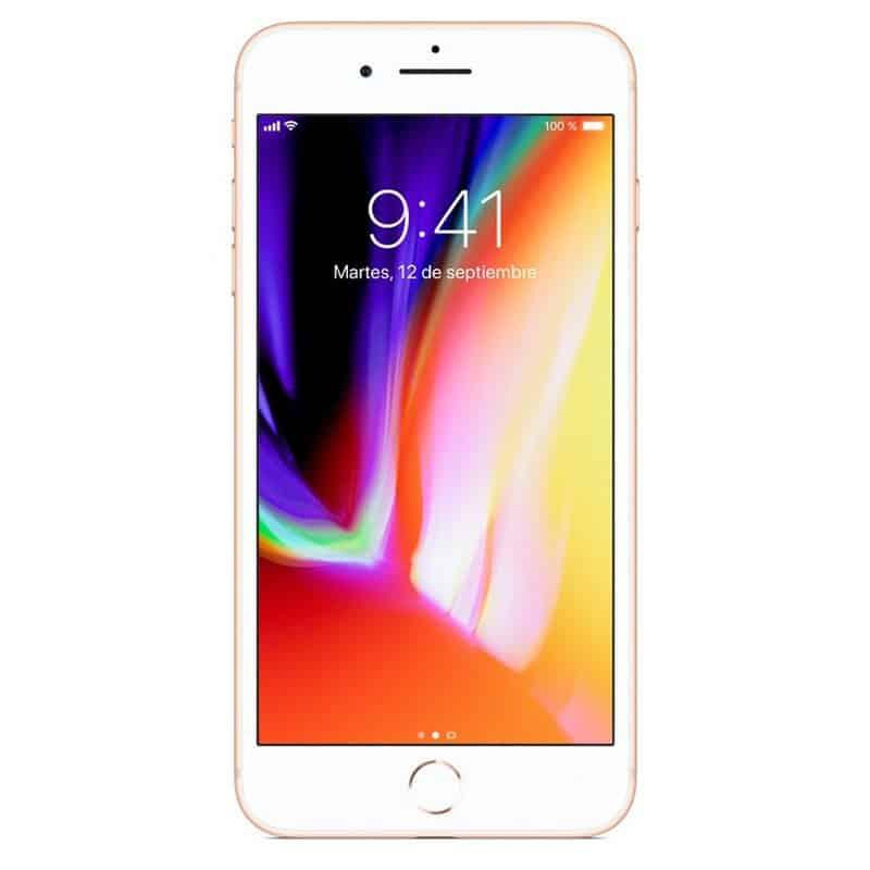 Apple iPhone 8 Plus 64GB Dorado