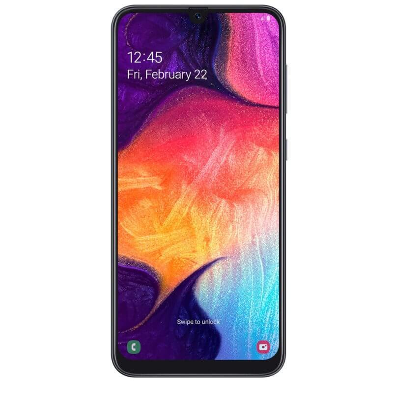 Samsung Galaxy A50 4/128GB Blanco