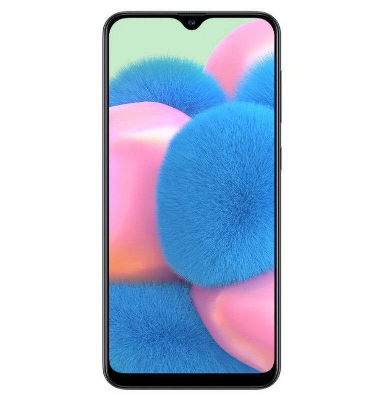 Samsung Galaxy A30s 4/128GB Negro