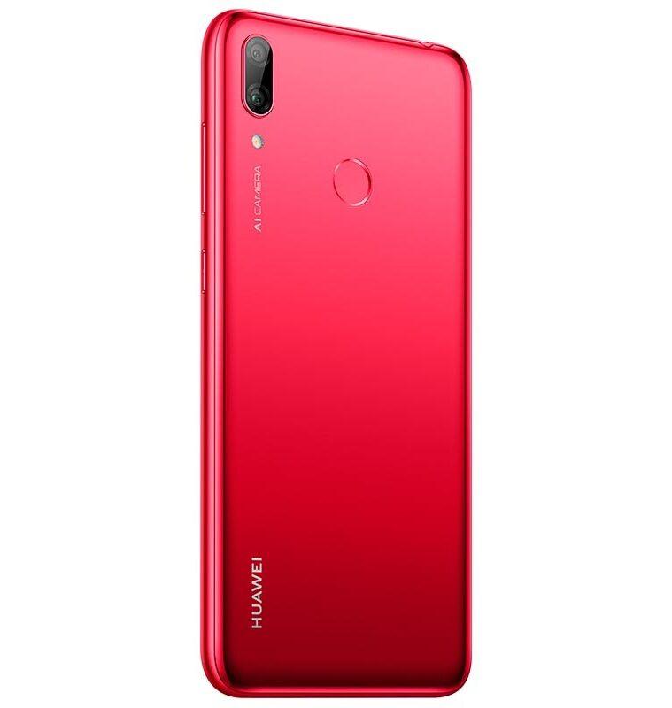 Huawei Y7 2019 3/32GB Dual Sim Rojo Coral