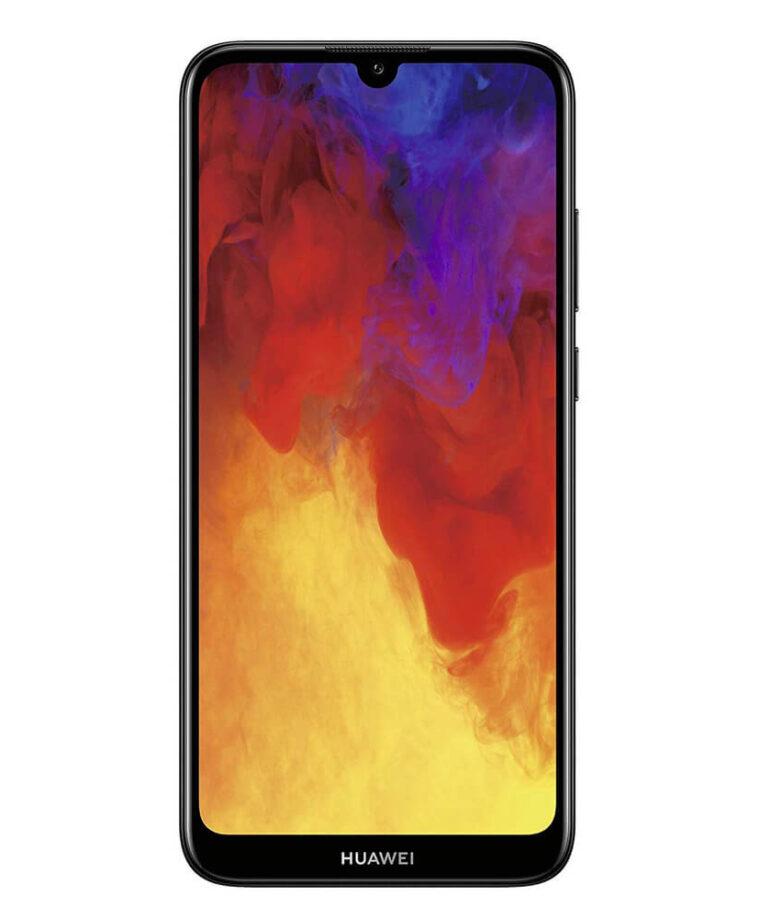 Huawei Y6 2019 2/32GB Dual Sim Midnight Black