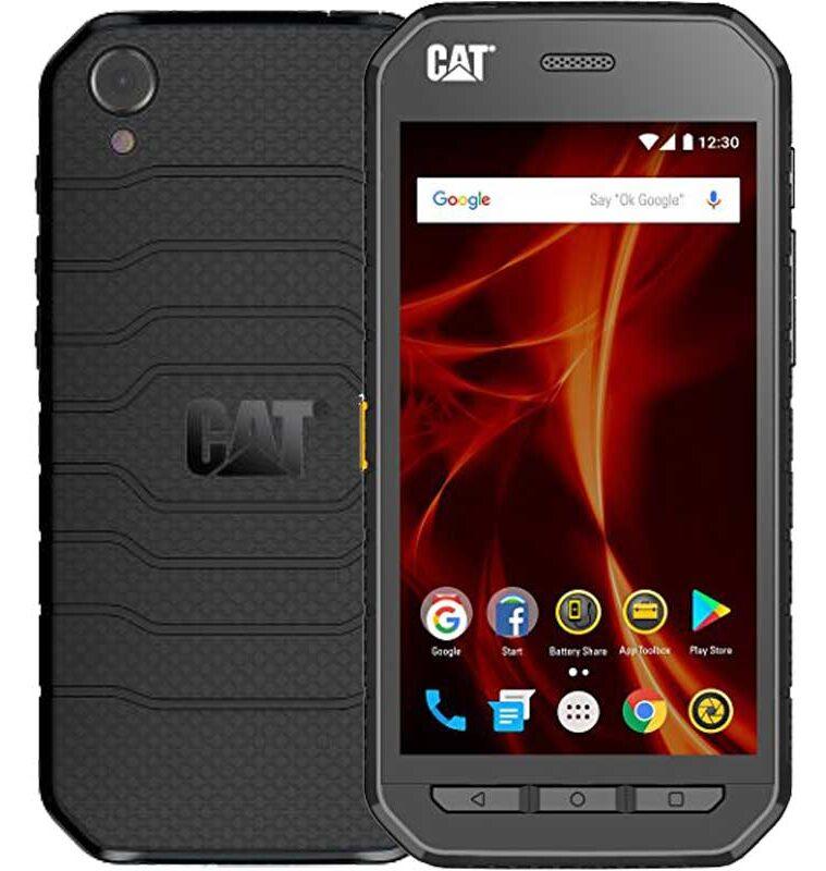 Cat S41 4G 32GB Dual-SIM negro