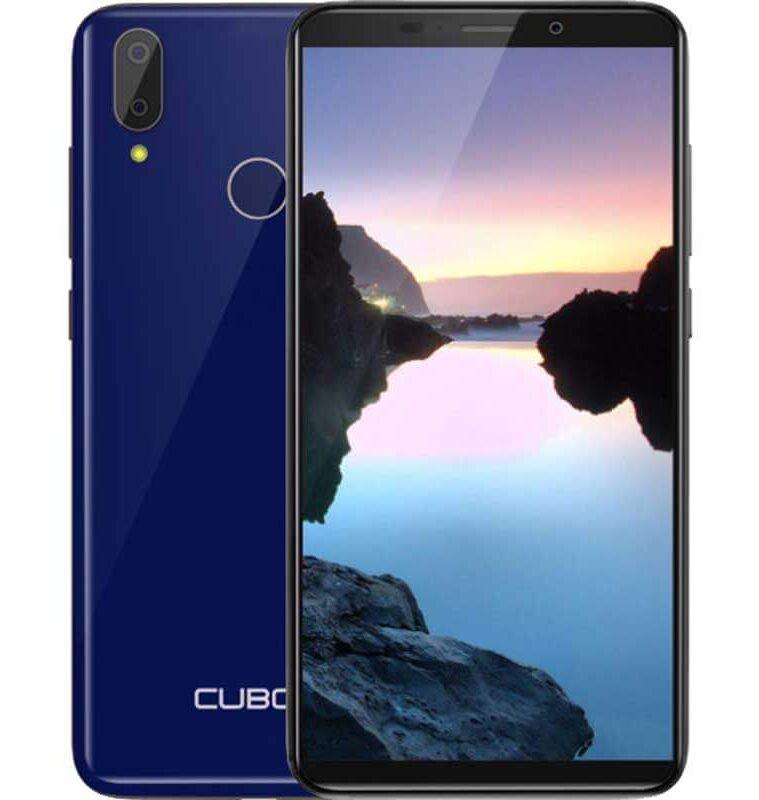 Cubot J7 16GB Dual-SIM azul