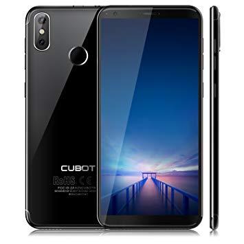 Cubot R11 16GB Dual Sim Negro