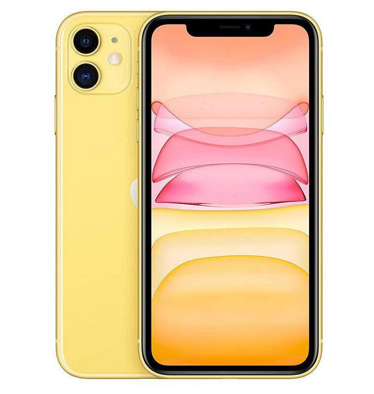 Apple iPhone 11 64GB Amarillo