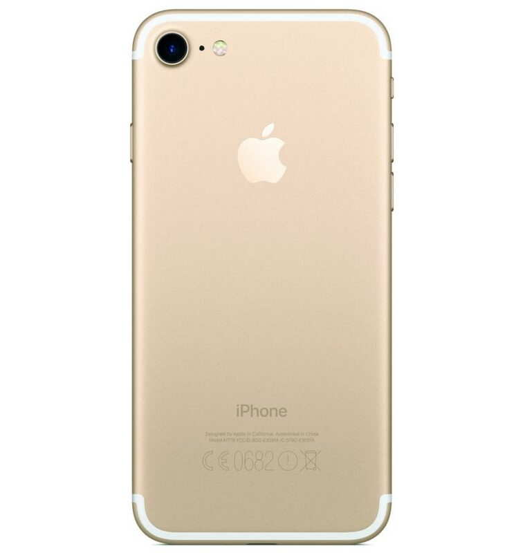 Apple iPhone 7 128GB Dorado
