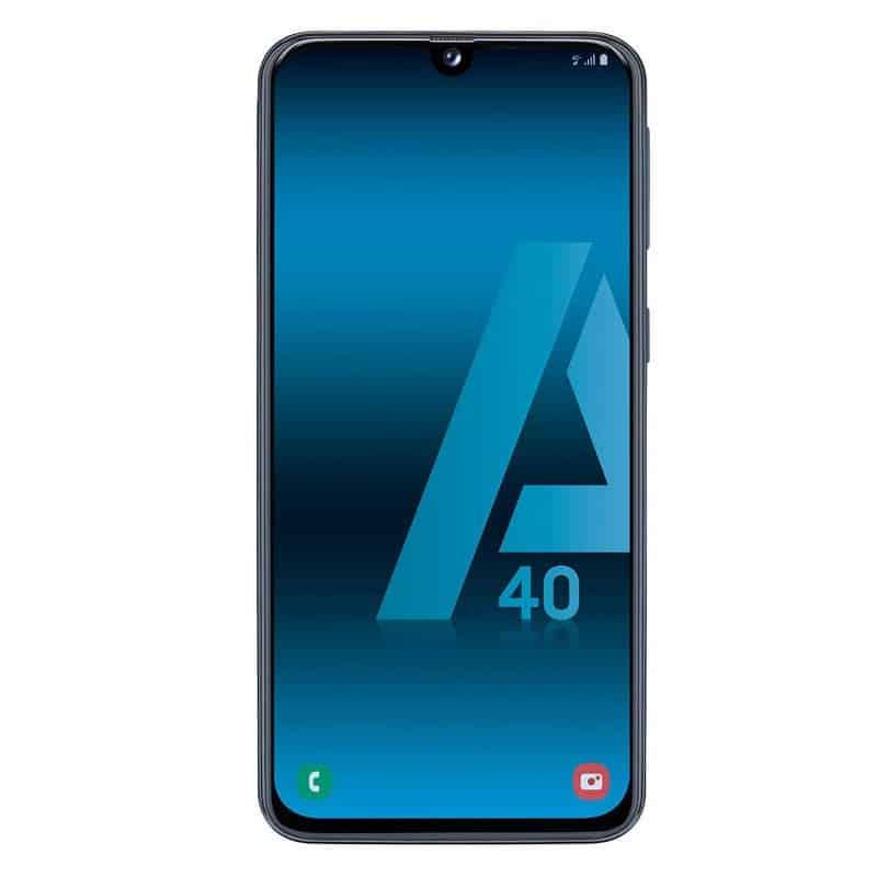 Samsung Galaxy A40 4/64GB Negro