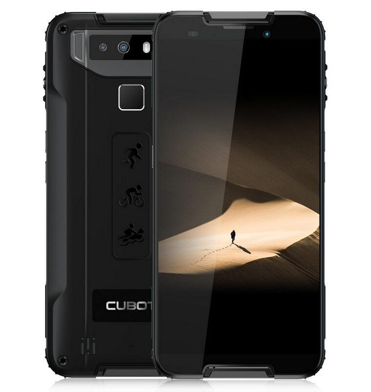 Cubot Quest 4/64GB Negro