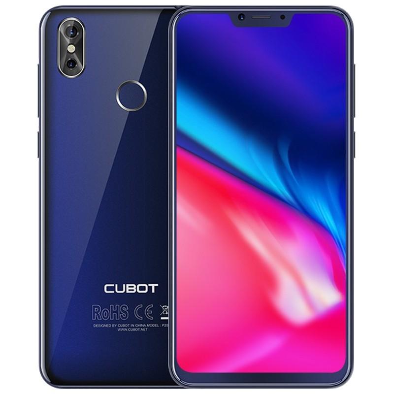 Cubot P20 64GB Dual Sim Azul