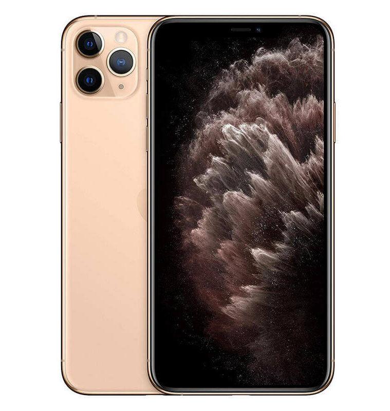 Apple iPhone 11 Pro Max 64GB Dorado