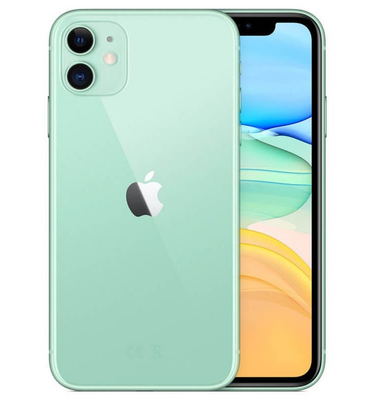 Apple iPhone 11 128GB Verde