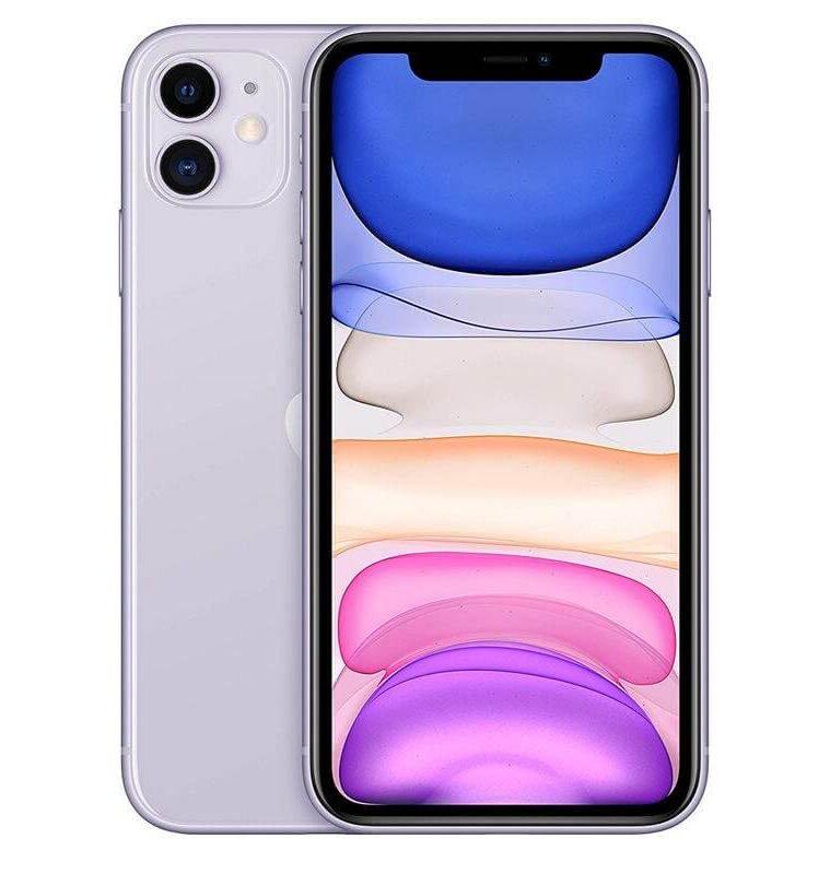 Apple iPhone 11 64GB Malva