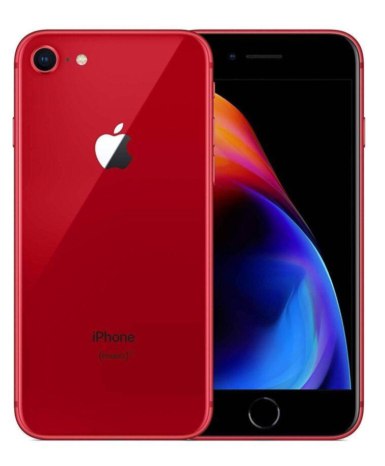 Apple iPhone 8 64GB Rojo