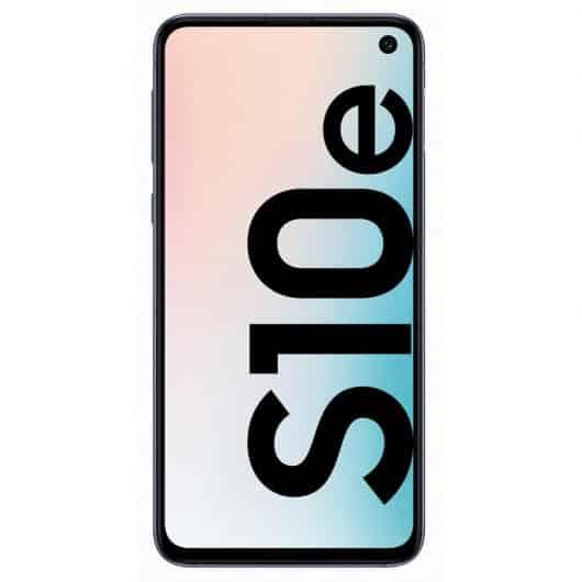 Samsung Galaxy S10e Negro