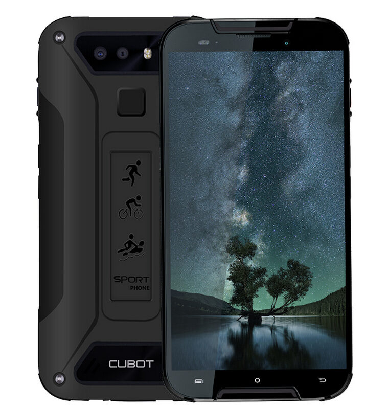 Cubot Quest Lite 3/32GB Negro
