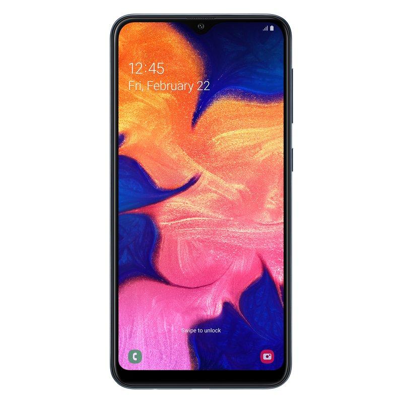 Samsung Galaxy A10 2/32GB Negro