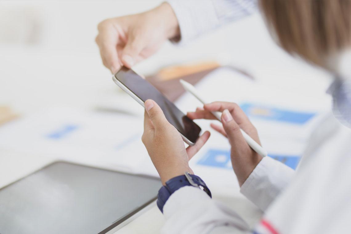 Proveedor de móviles para empresa