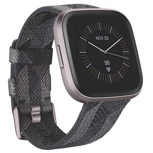 Fitbit Versa 2 SE Textil Gris