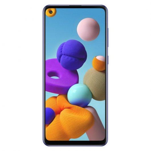 Samsung Galaxy A21s 4/128Gb Azul