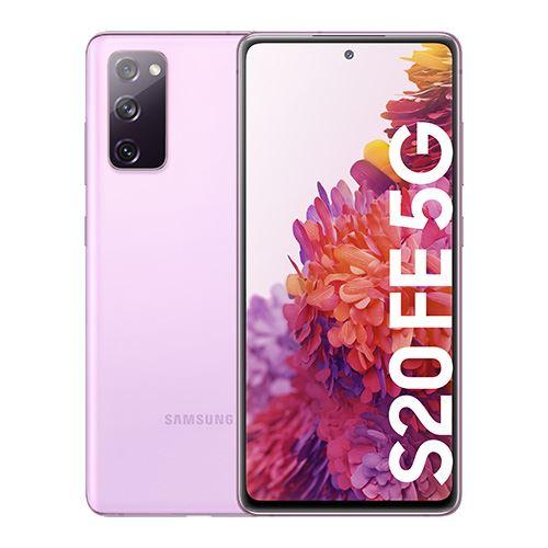 Samsung Galaxy S20 FE 5G 6/128GB Lavanda