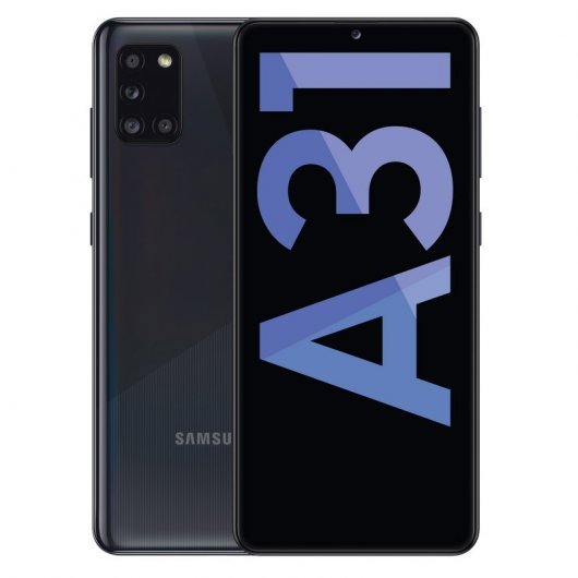 Samsung Galaxy A31 4/128GB Negro