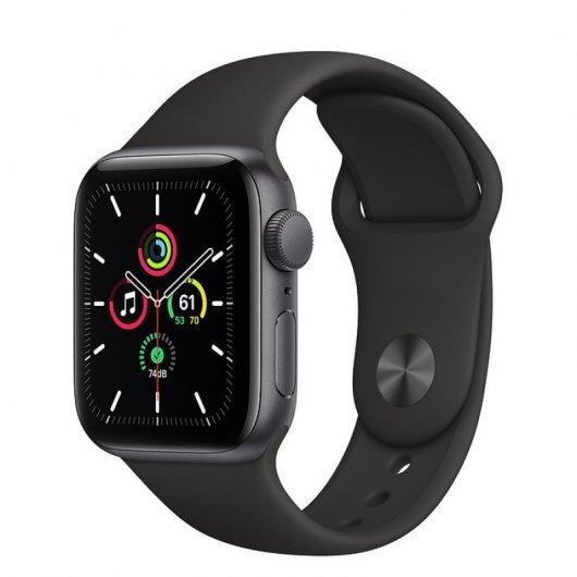 Apple Watch SE GPS 32GB 40mm Negro