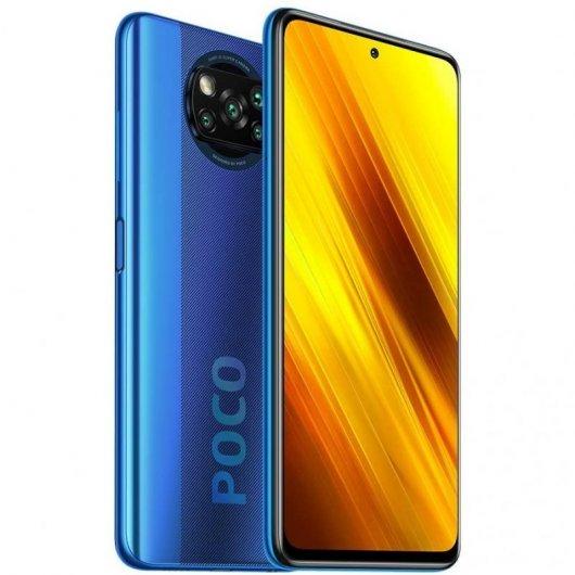 Xiaomi Pocophone X3 NFC 6/64GB Azul Cobalto
