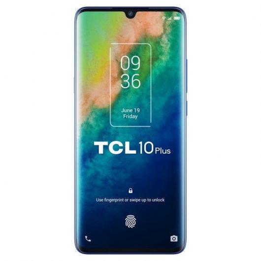 TCL 10 Plus 6/256GB Azul