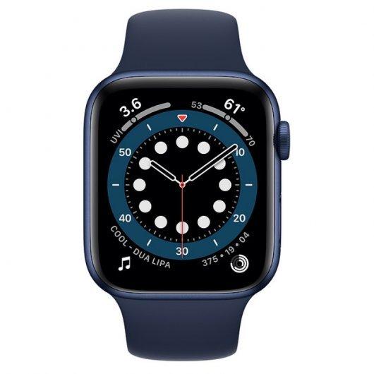 Apple Watch Series 6 GPS 32GB 40mm Azul