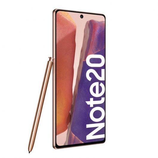 Samsung Galaxy Note 20 8/256GB Bronce