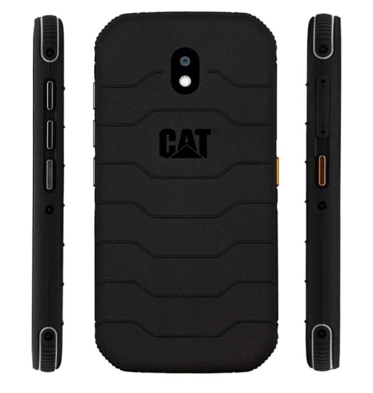 CAT S42 3/32GB Dual SIM Negro