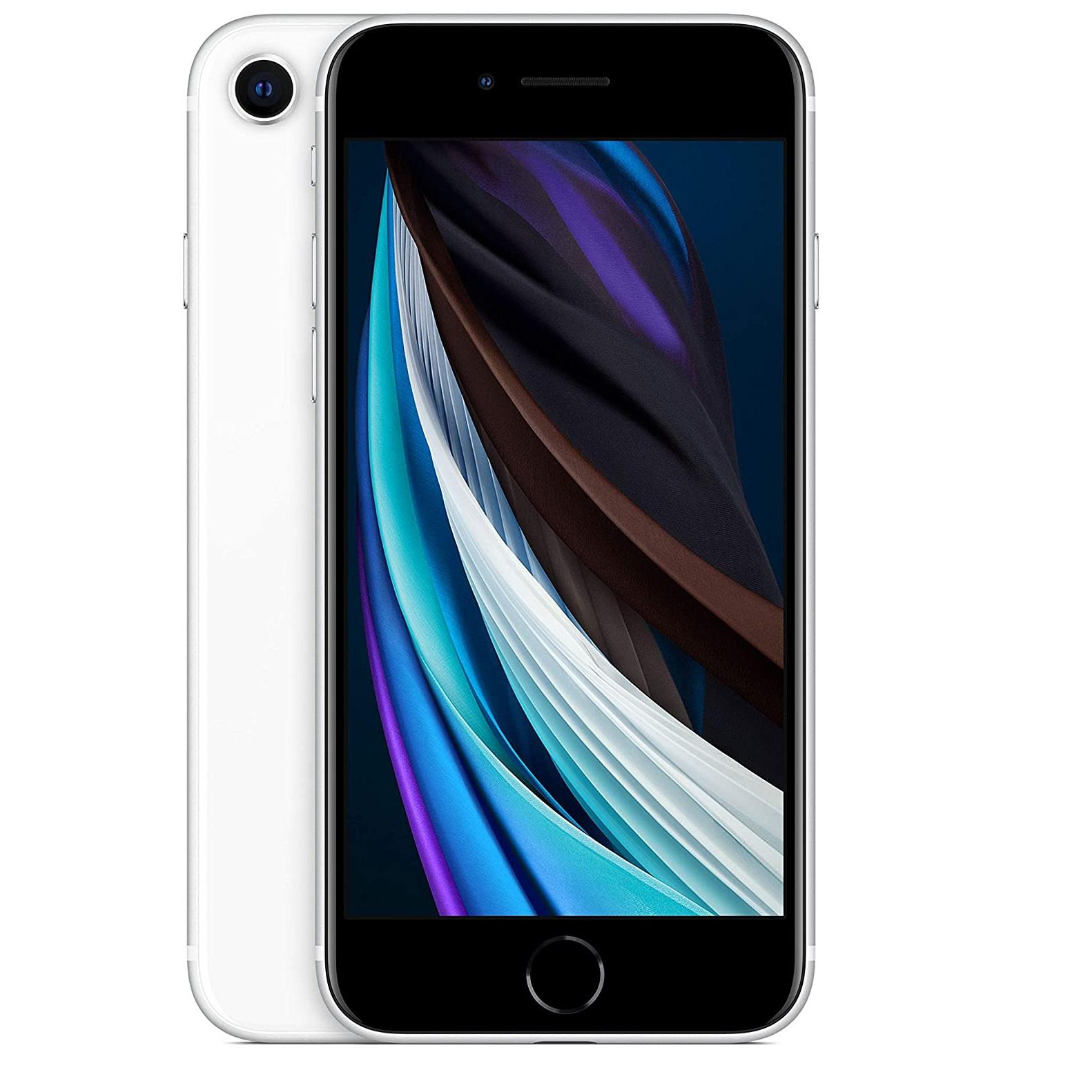 iPhone SE 2020 256GB Blanco