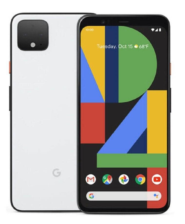 Google Pixel 4 6/64GB Blanco