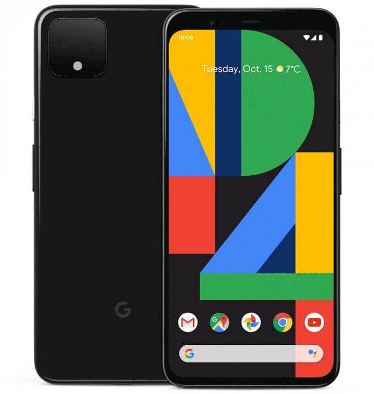 Google Pixel 4 XL 64GB Negro