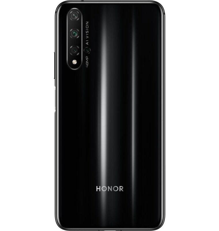 Honor 20 6/128GB Negro
