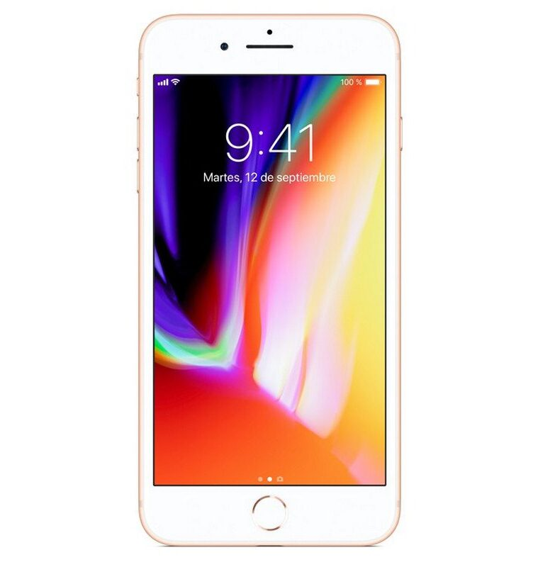 Apple iPhone 8 Plus 128GB Dorado