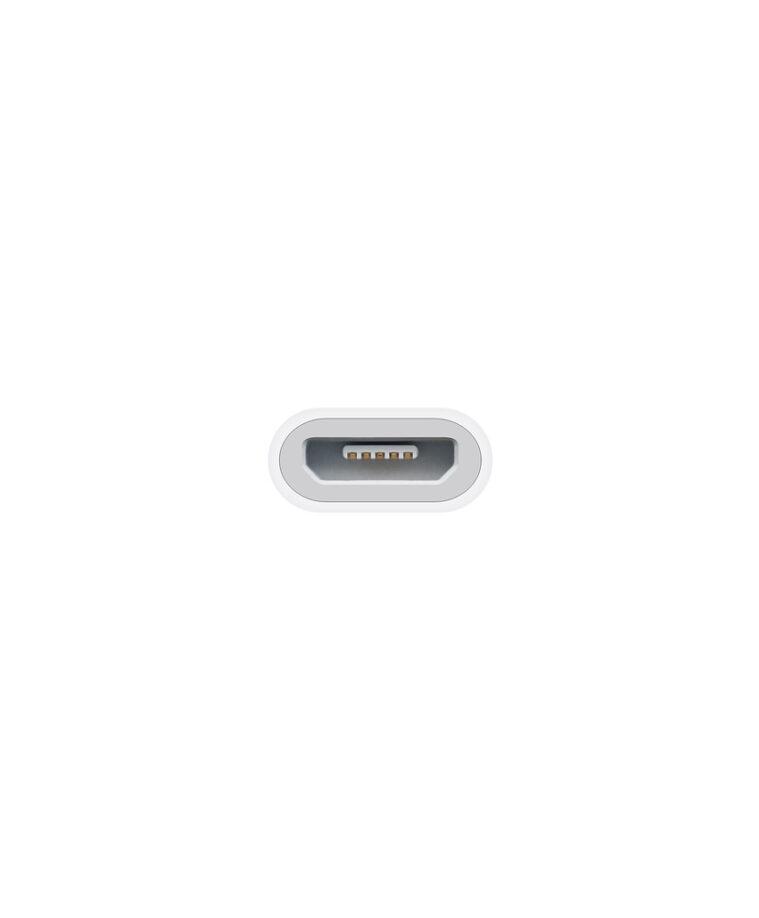 Apple Adaptador Lightning a Micro USB