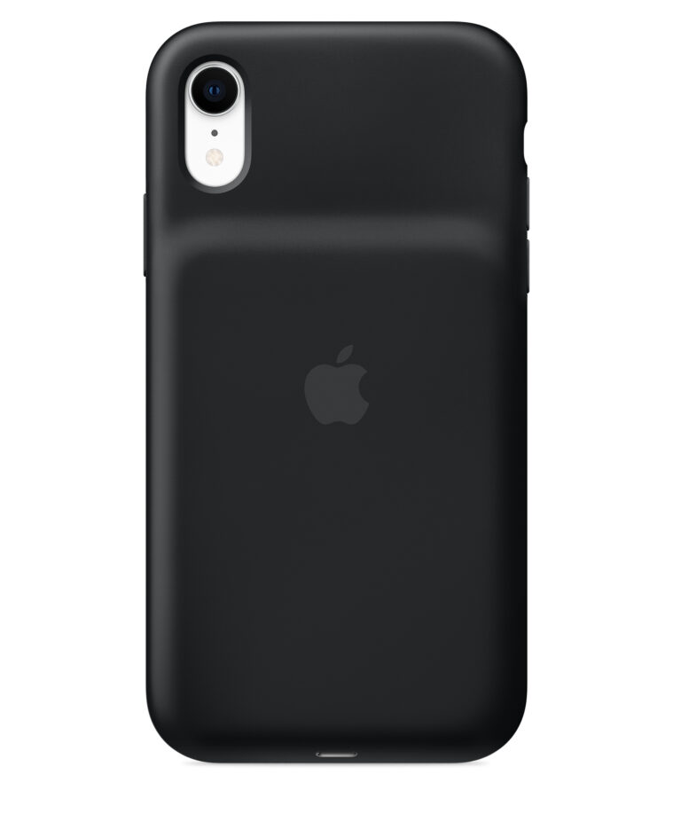 Funda Smart Battery Case para el iPhone XR Negro