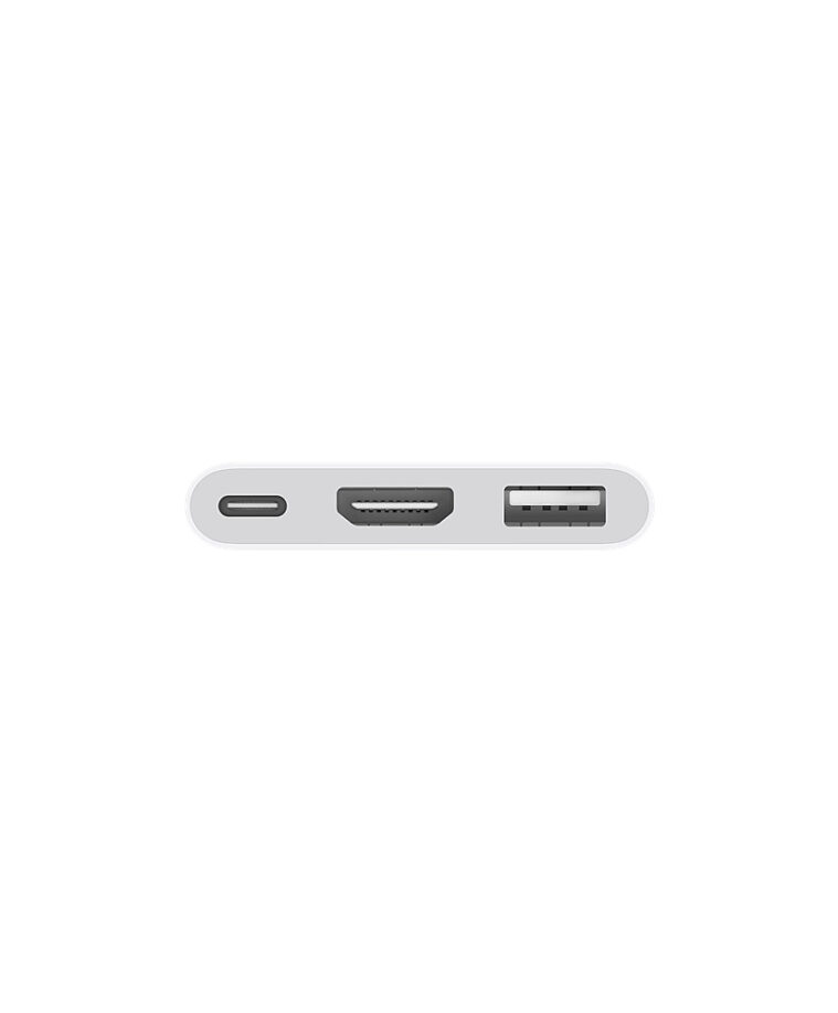 Apple Adaptador Multipuerto de USB-C a AV digital