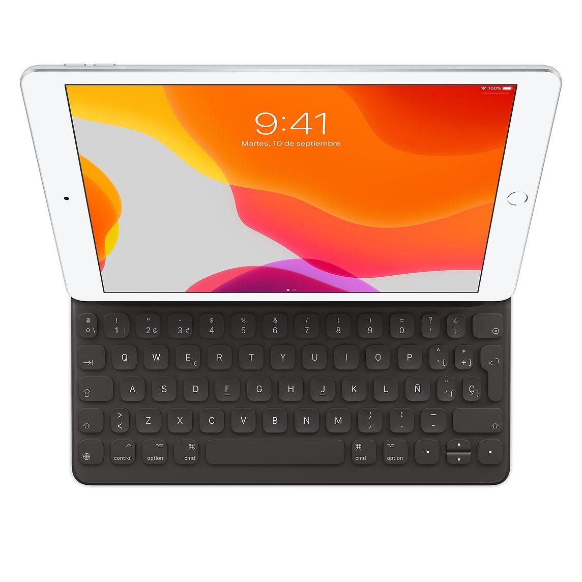 Smart Keyboard para el iPad (7.a generación) y el iPad Air (3.a generación) - Español