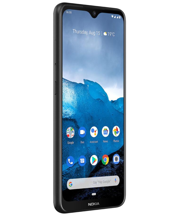 Nokia 6.2 4/64GB Negro