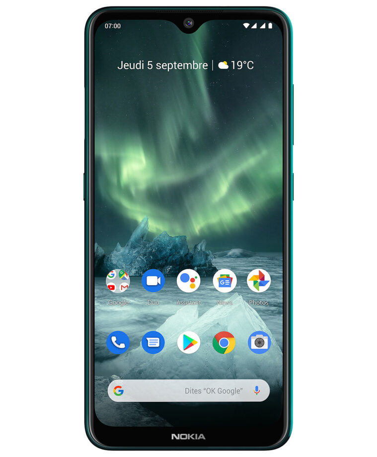 Nokia 7.2 4/64GB Verde