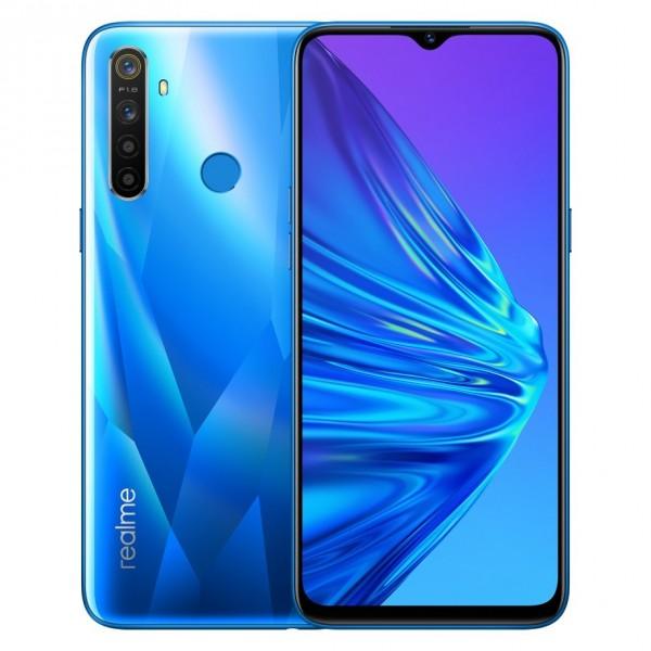 Realme 5 4/128GB Azul