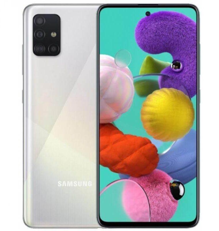 Samsung Galaxy A71 6/128GB Plata