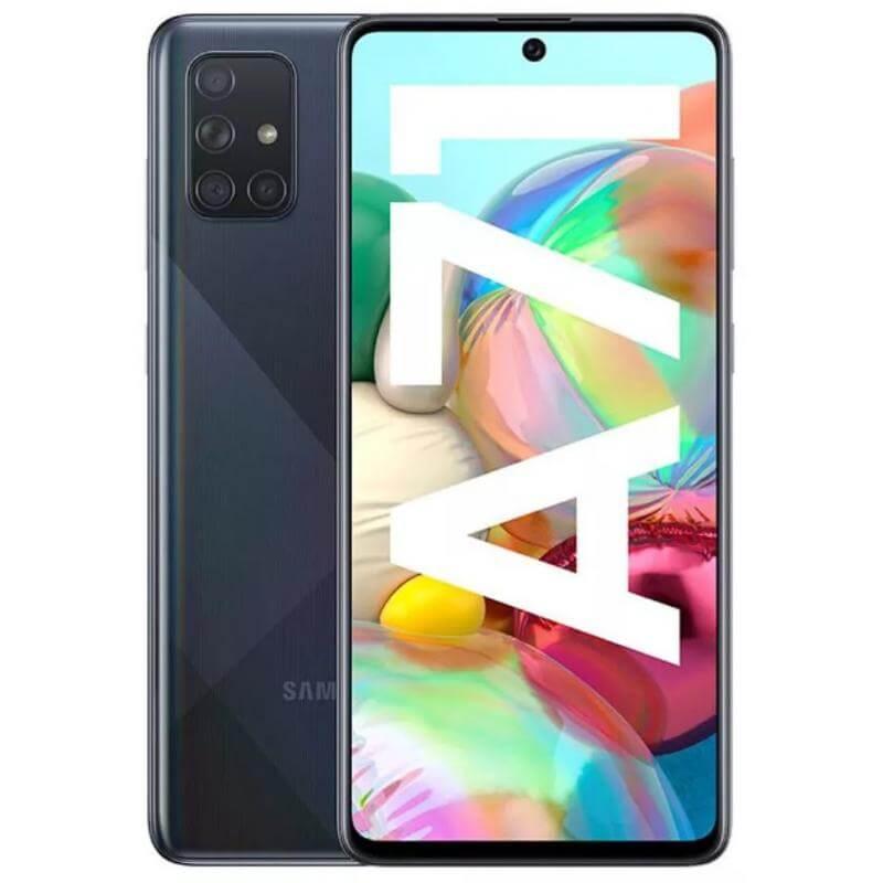 Samsung Galaxy A71 6/128GB Negro